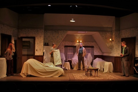 Veronica S Room Stage Play Review
